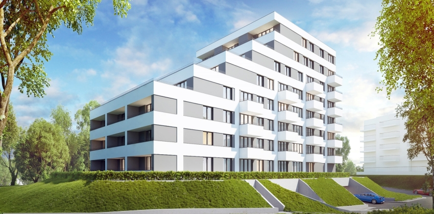Ruczaj - nowe mieszkania od dewelopera SM Salwator